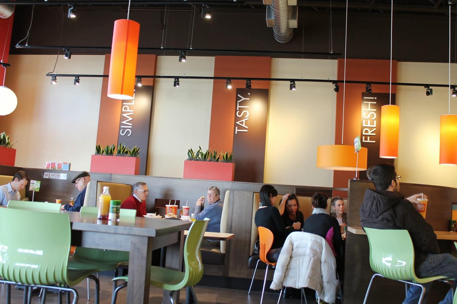 Zoe\'s Kitchen opens new location in Greenville - Gap Creek Gourmet