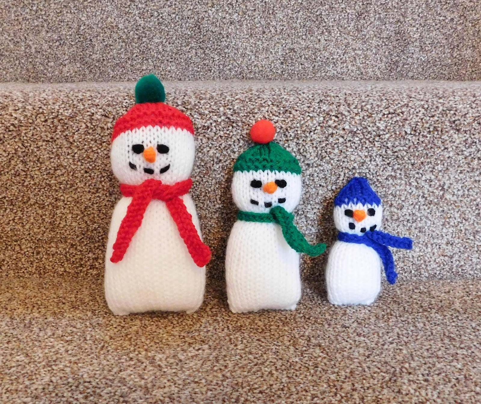 Marianna\'s Lazy Daisy Days: Snowman Family