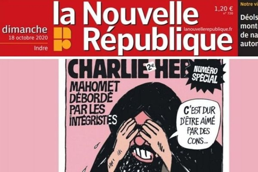 Surat Kabar Prancis Mohon Perlindungan Usai Terbitkan Kartun Nabi Muhammad