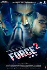 Force 2 (2016) Hindi DTHRip 700MB