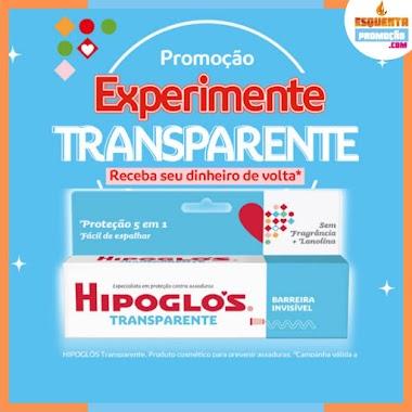 Teste Hipoglo's Transparente Grátis