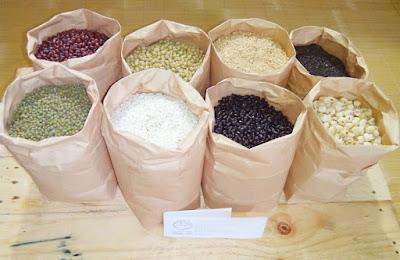 Các loại bột đậu đều rất tốt để tăng cân