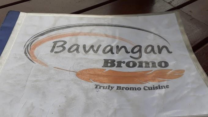 Review Rumah Makan Bawangan Bromo