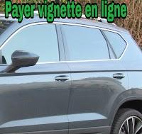 Payer vignette automobile 2020 au Maroc et prix de paiement selon le nombre de cheveux et nature de gasoil diesel et essence