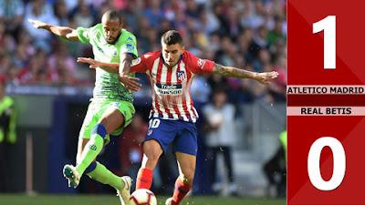 Video Atletico Madrid 1-0 Real Betis: Vòng 36, VĐQG Tây Ban Nha