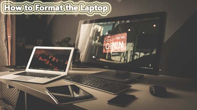 How to Format the Laptop Windows 7 || 5 Reason Format Your Computer