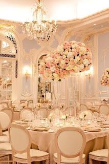 sala per matrimonio fai da te romantica