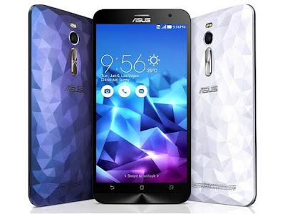 Spesifikasi Harga Asus Zenfone 2 Deluxe di Indonesia