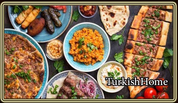 أشهر 10 مأكولات تركية