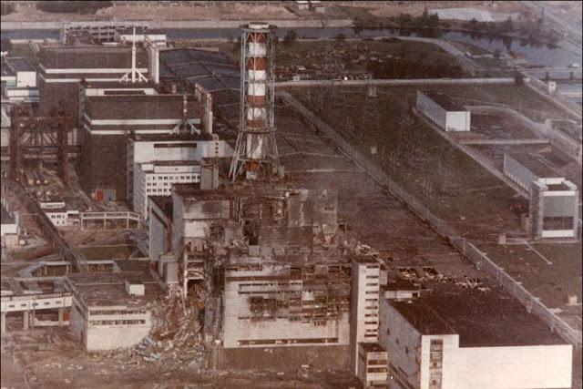 hari ini dalam sejarah reaktor nuklir chernobyl meledak