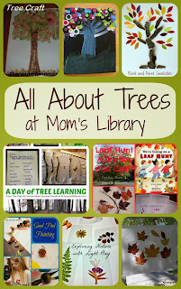 Mom's Library All About Trees
