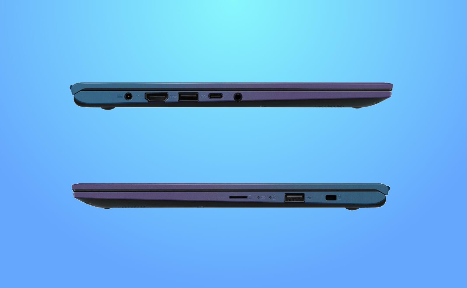 ASUS vivobook laptop paling Ringkas