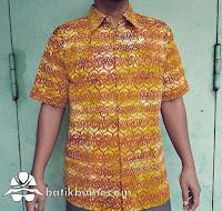 Kemeja batik winih trubus