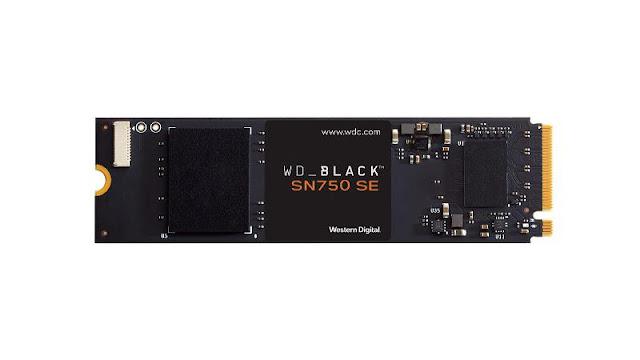 WD_Black SN750 SE Review