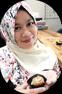 Potret salah satu peserta Kelas Growthing : Adriana Dian