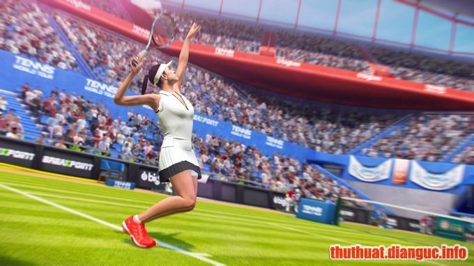 Download Game Tennis World Tour Full Crack, Game Tennis World Tour, Game Tennis World Tour free download, Game Tennis World Tour full crack, Tải Game Tennis World Tour miễn phí