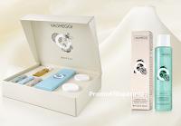 """Logo Concorso Vagheggi """" La Grande Bellezza Italiana"""" vinci gratis 3 Box Irrituale e 47 Shampoo Doccia"""