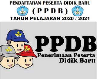 Aplikasi PPDB 2020/2021 Lengkap Juknisnya