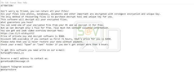Skymap (Ransomware)