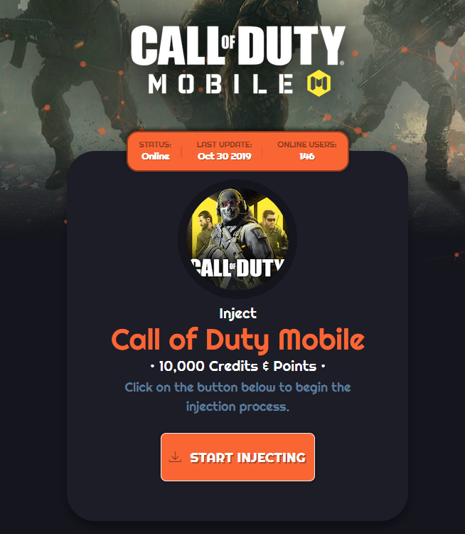 Call Of Duty Mobile Hack Credit And Cod Points Generator ... -