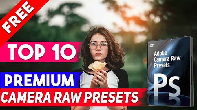 Premium Adobe Camera Raw Presets Pack-2020 Free Downloads