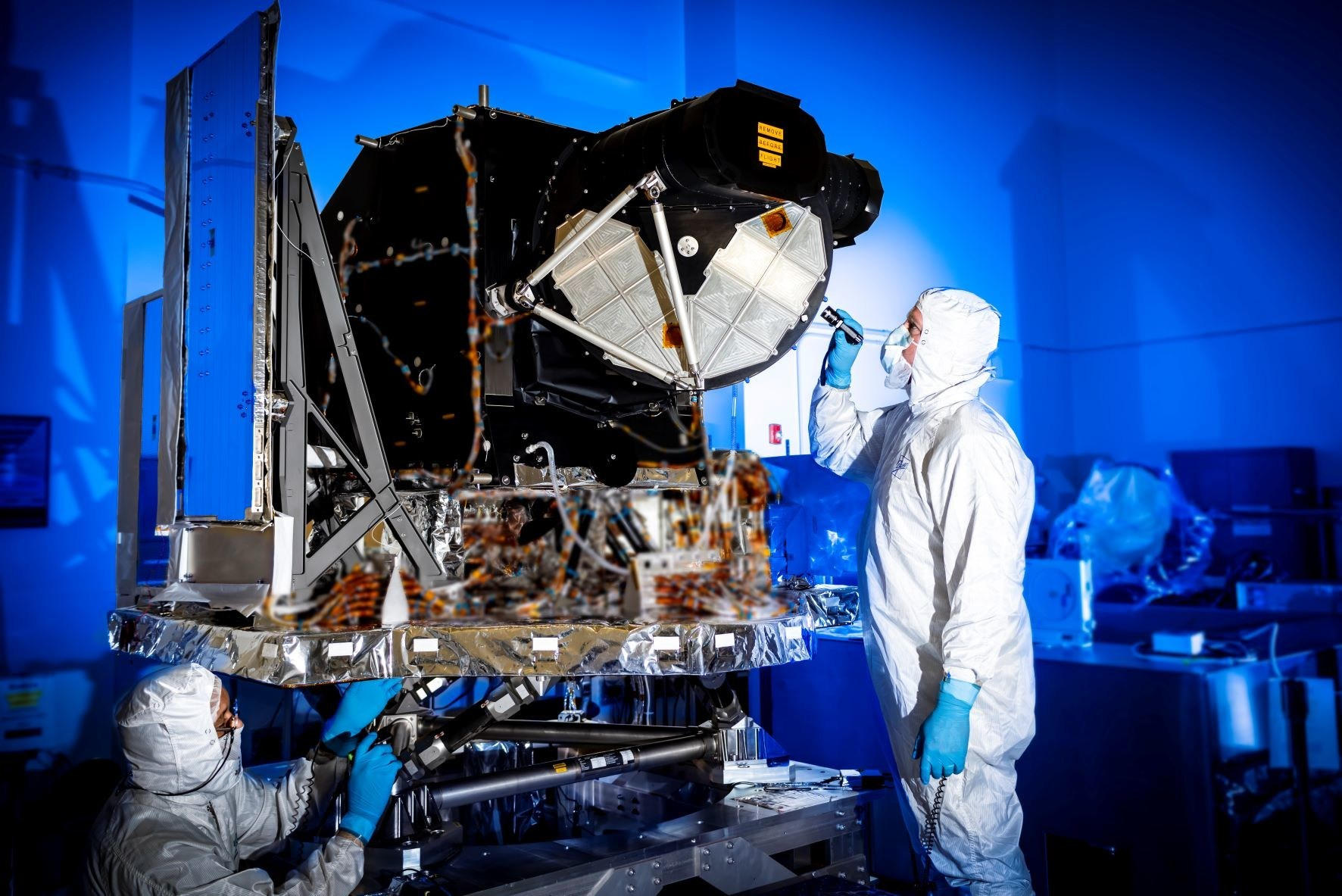 Ball Aerospace's Land Imaging Instrument on NASA's Landsat 9 Satellite Launches Successfully