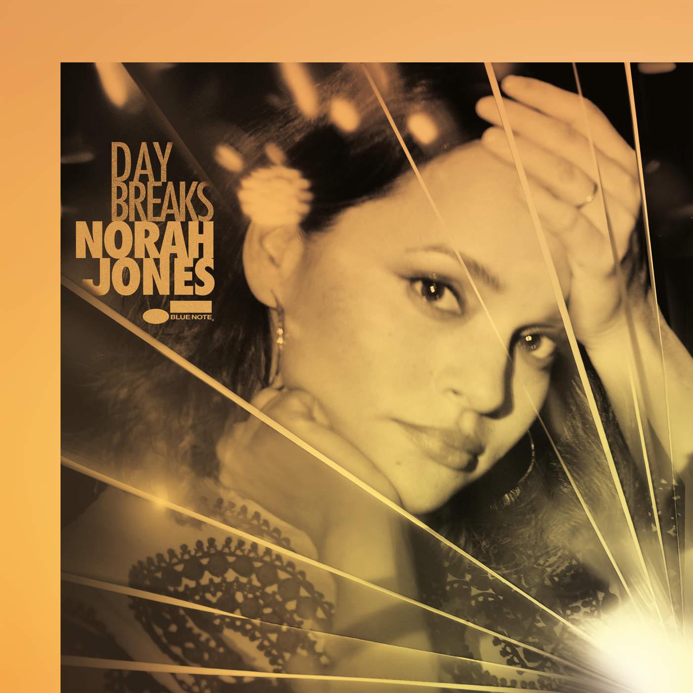Norah Jones - Day Breaks Cover