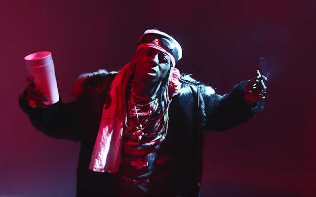 Video: Lil Wayne - Uproar (Con Swizz Beatz)