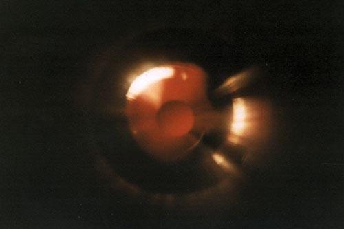 Phil Trevis obtendría una de las imágenes más impactantes del fenómeno OVNI