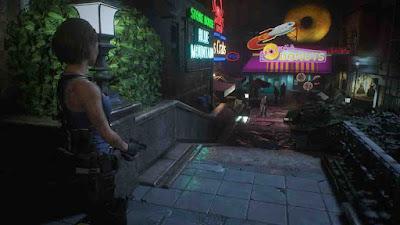 Download Game Resident Evil 3 Remake PC