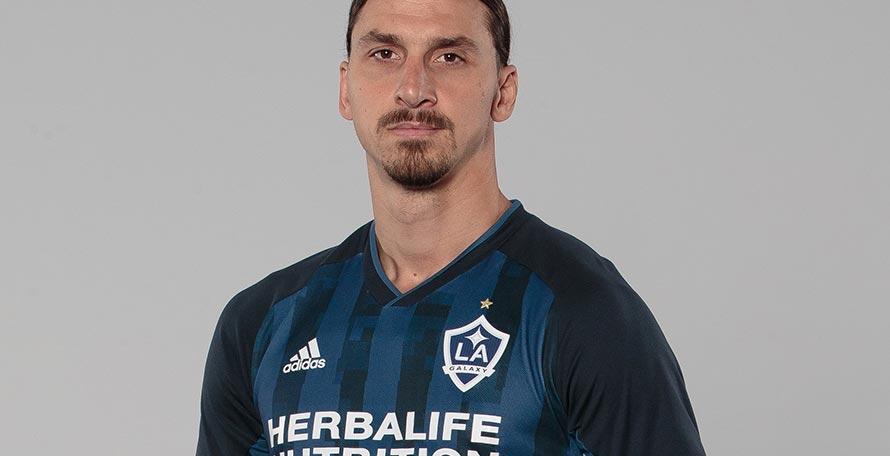 pretty nice 0c109 55fba LA Galaxy 2019 Away Kit Released - Footy Headlines