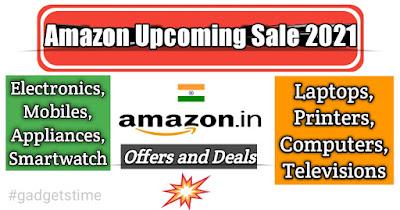 Amazon Upcoming Sale 2021 Mobile