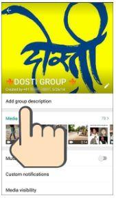 WhatsApp group useful tips and tricks you should know