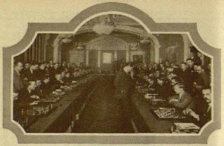 Círculo Artístico de Barcelona en 1920