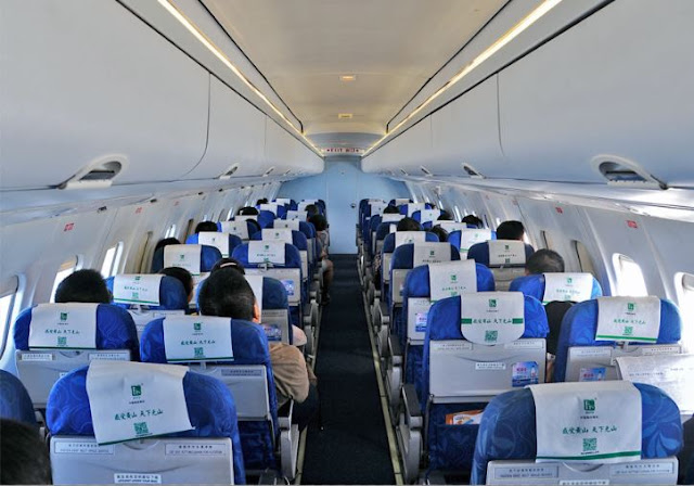 AVIC Xian MA60 Interior