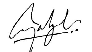 contoh tanda tangan www.simplenews.me