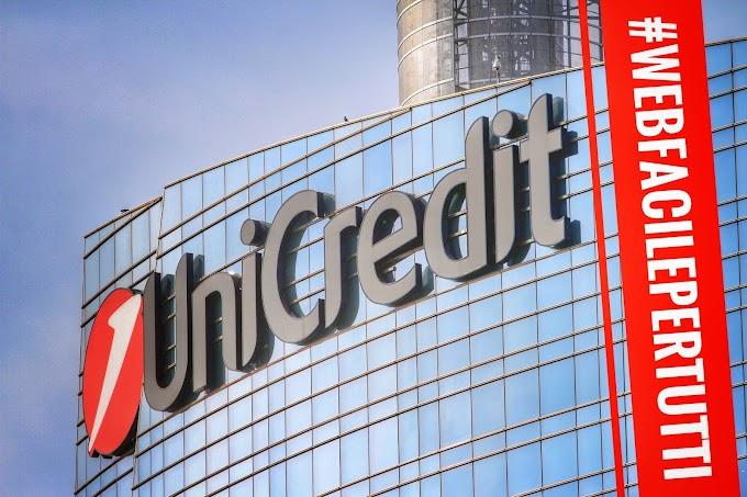 Unicredit - Attacco hacker a quattrocentomila clienti