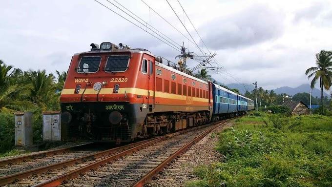 आज रात 8 बजे हैदराबाद और कल गोवा से प्रवासियों के लिए चलेगी स्पेशल ट्रेन