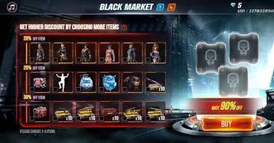 Black Market 2021