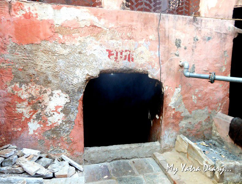 Mata ki Dhuni ShaktiSthal Jeen Mata Mandir Sikar Rajasthan