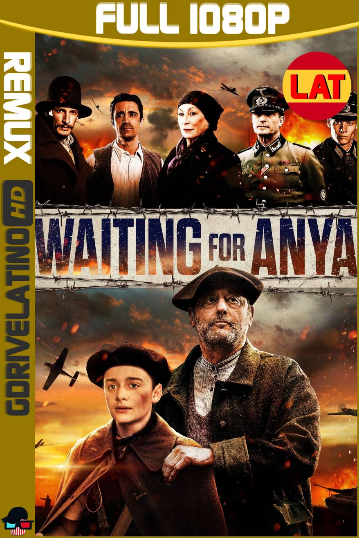 Waiting For Anya (2020) BDRemux 1080p Latino-Ingles MKV