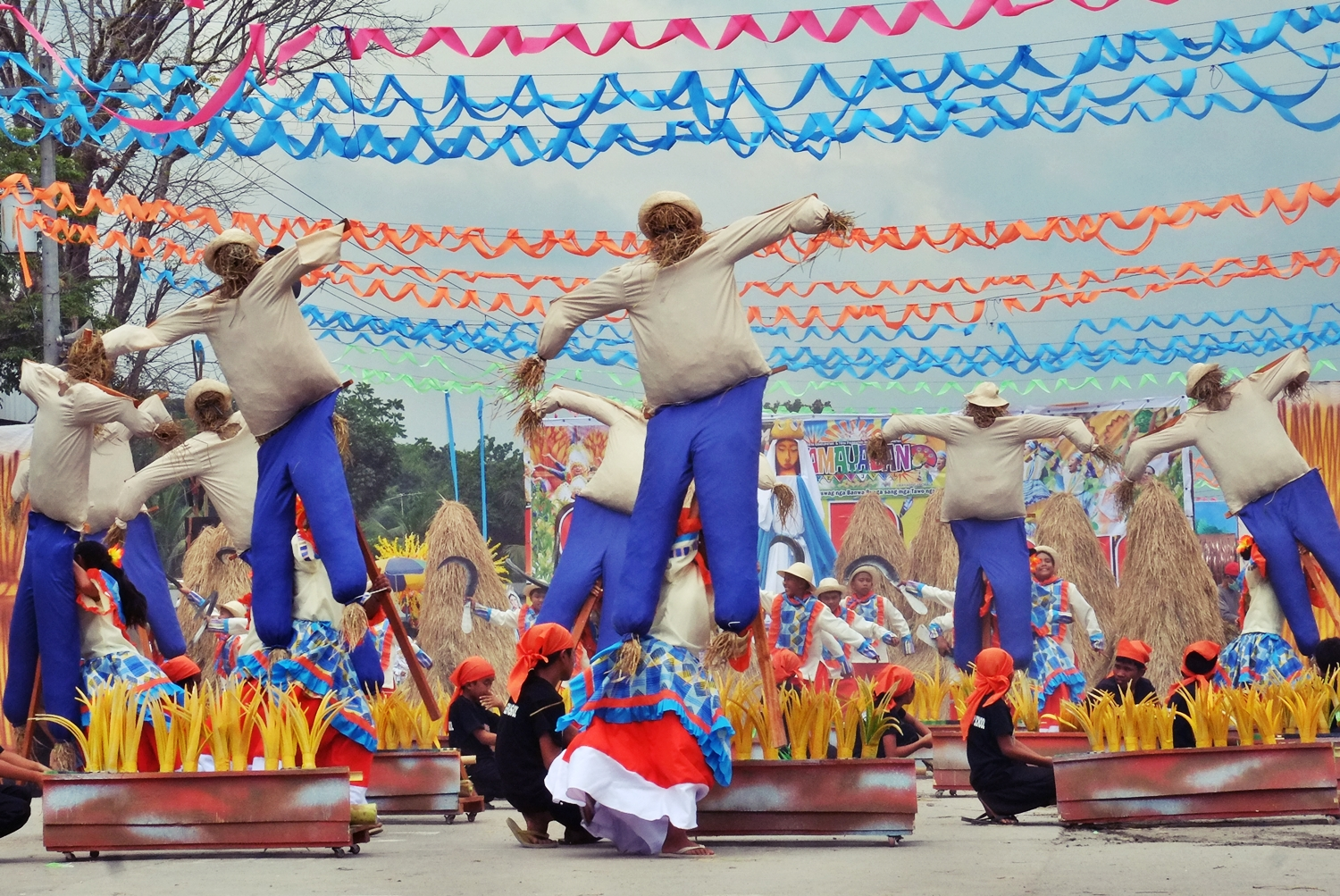 Kamayadan Festival: A colorful celebration of good harvest, culture