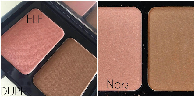 Nars St Lucia Bronzer Dupe