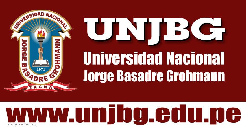 Resultados UNJBG 2021 - Fase II (Sábado 12 Junio) Lista de Ingresantes - Examen de Admisión Virtual - Universidad Nacional Jorge Basadre Grohmann - www.unjbg.edu.pe
