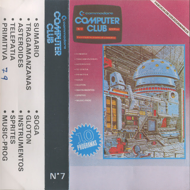 Commodore Computer Club #07 (07)