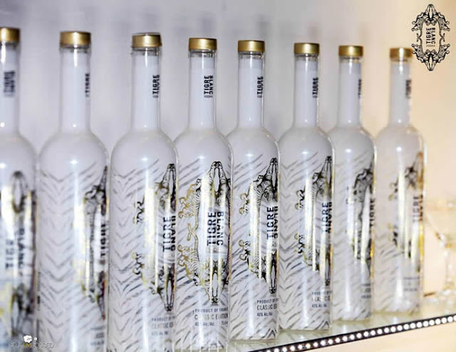 White Tiger: French premium vodka
