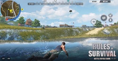 Lỗi văng trò chơi bất thình lình là vô cùng khó tính trong vòng Rules of Survival