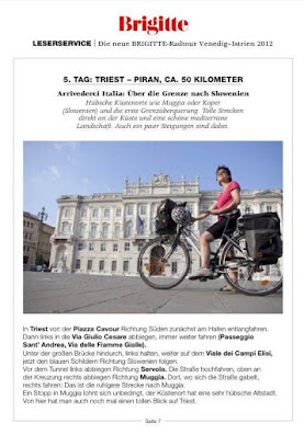 brigitte magazine travel suggestions italy europe