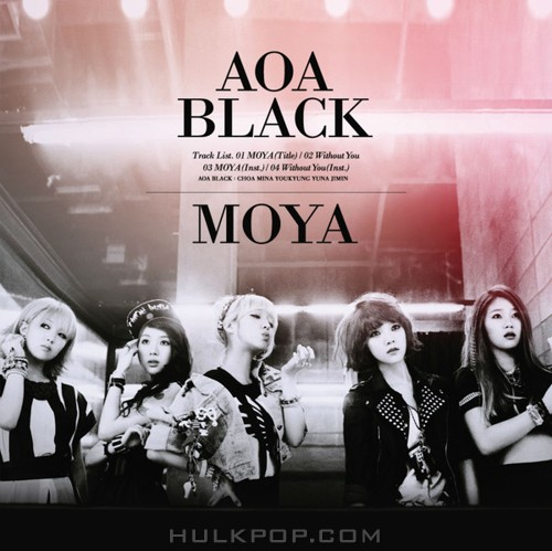 AOA – MOYA – Single (FLAC + ITUNES PLUS AAC M4A)