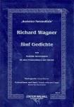 Hans Peter Eisenmann: Wesendonck-Lieder für Singstimme und Orgel. Edition Walhall, 1994